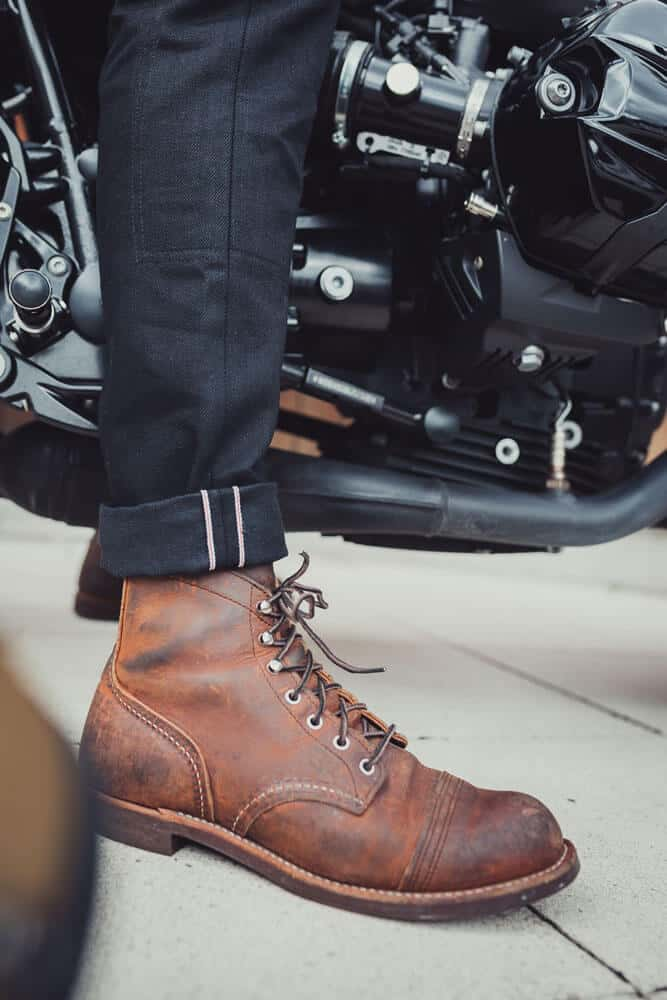 Selvedge Black/Black
