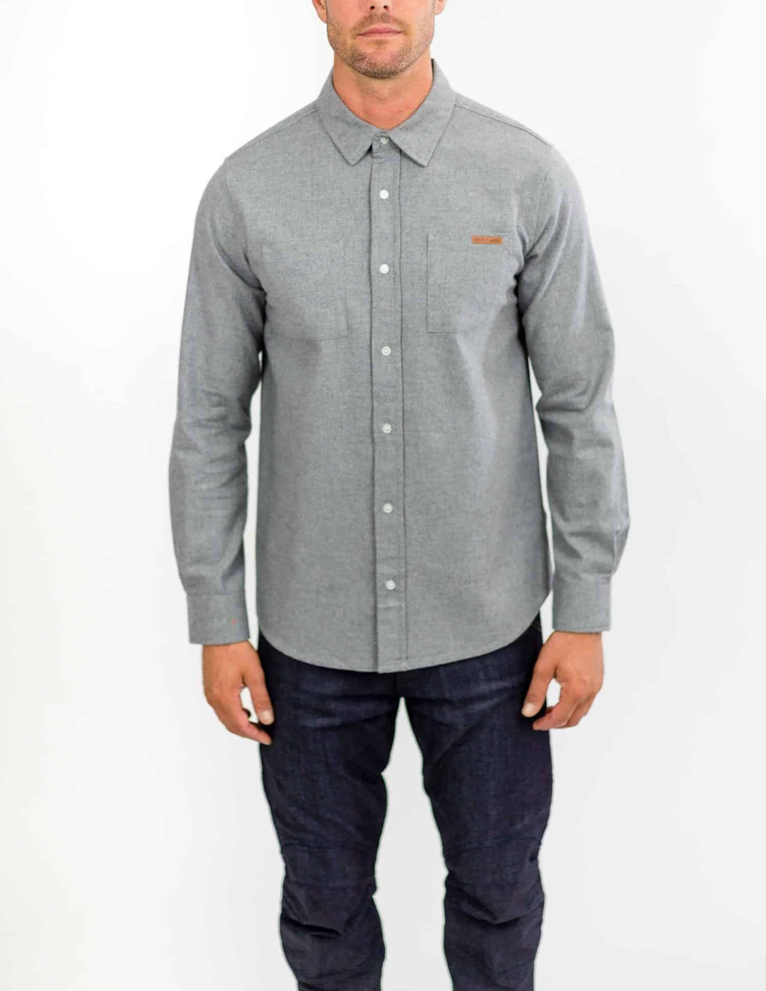 Ridgemont – Long Sleeve Riding Shirt