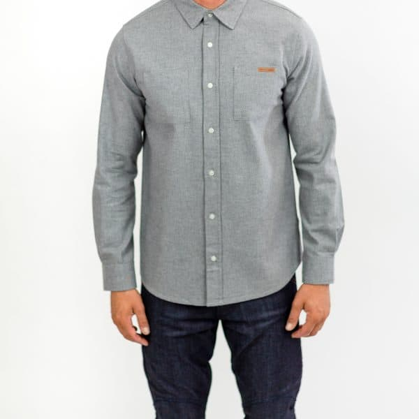 Ridgemont – Long Sleeve Riding Shirt