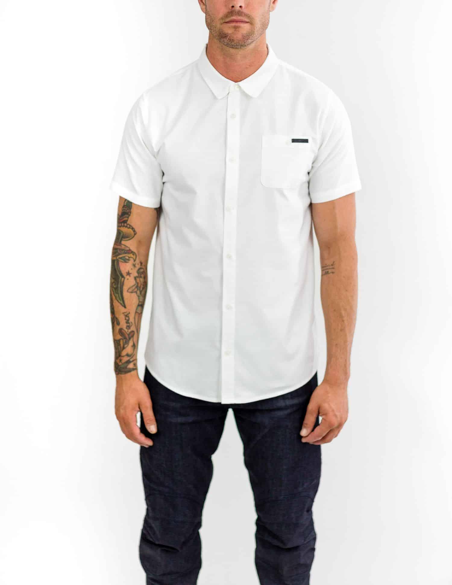 TONIC – Short Sleeve Riding Shirt