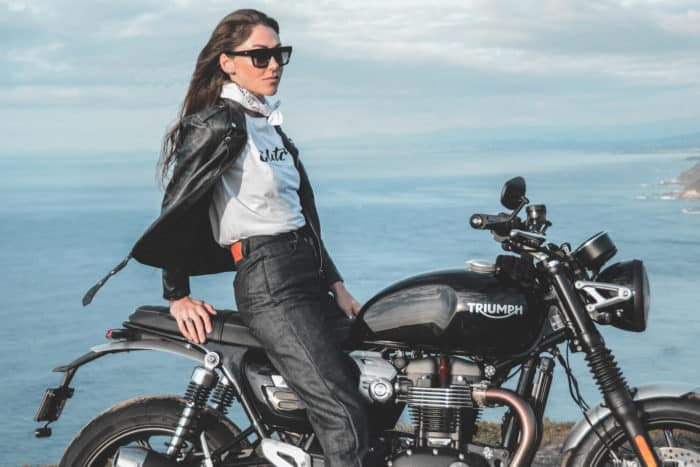 Clutch Moto Women's Moto Jeans   Made for riding.