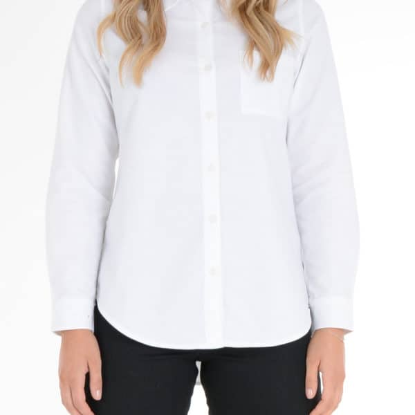 Skyline White – Women's Long Sleeve shirt