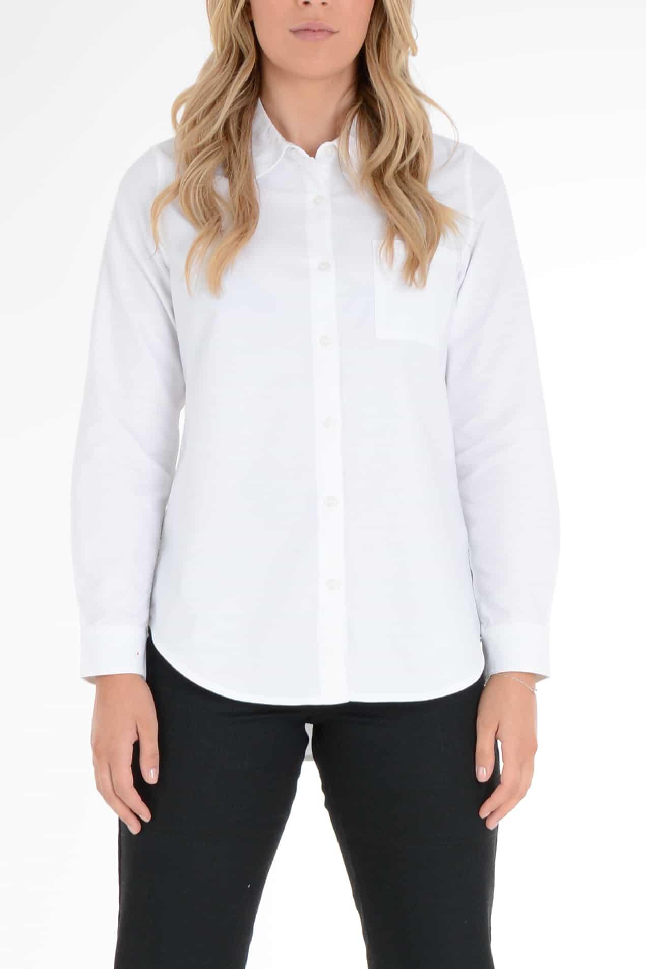 Skyline White – Women's Long Sleeve shirt